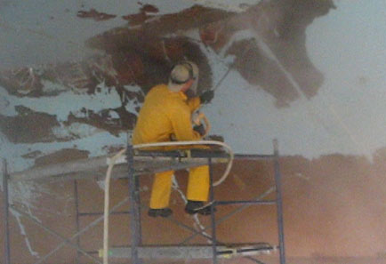 Florida Water Blasting Inc Frank Daniels And Mike Collins